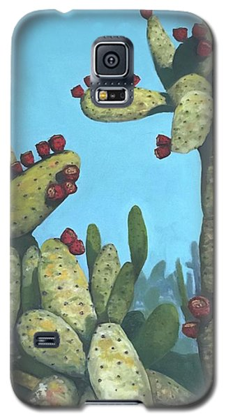 Cactus On Vicky Galaxy S5 Case
