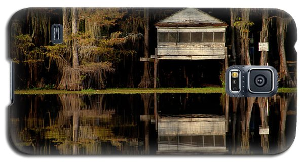 Caddo Lake Boathouse Galaxy S5 Case