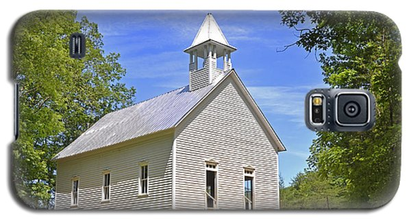 Cades Cove Methodist Church Galaxy S5 Case