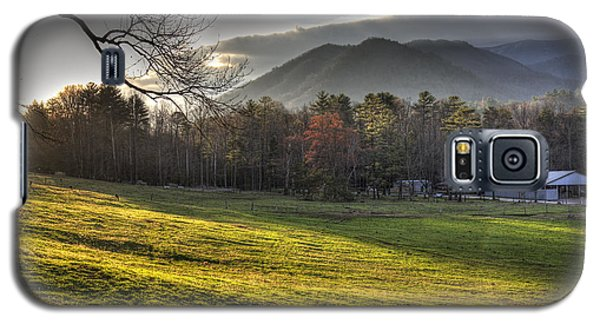 Cades Cove, Spring 2016,ii Galaxy S5 Case