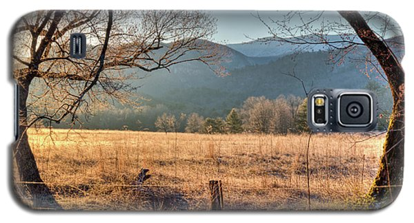 Galaxy S5 Case featuring the photograph Cades Cove, Spring 2017 by Douglas Stucky