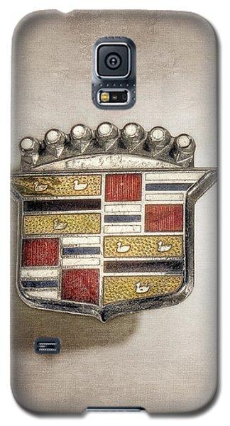 Cadillac Badge Galaxy S5 Case
