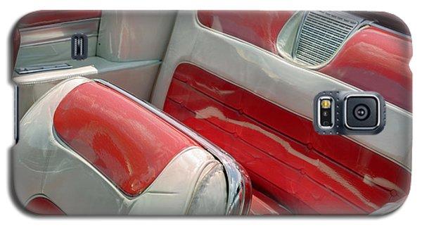 Cadillac El Dorado 1958 Seats. Miami Galaxy S5 Case by Juan Carlos Ferro Duque
