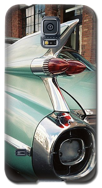 Cadillac Fins Galaxy S5 Case