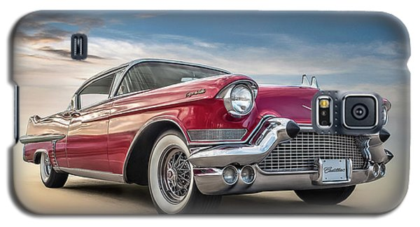 Galaxy S5 Case featuring the digital art Cadillac Jack by Douglas Pittman