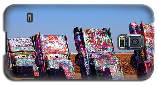 Cadillac Ranch  Galaxy S5 Case