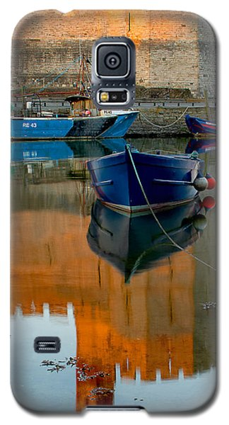 Caernarfon Reflections Galaxy S5 Case