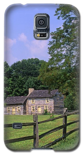 1e140 Caesar Creek Pioneer Village Photo Galaxy S5 Case