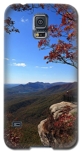 Caesars Head State Park In Upstate South Carolina Galaxy S5 Case