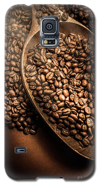 Cafe Aroma Art Galaxy S5 Case