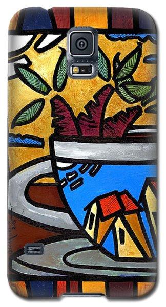 Cafe Caribe  Galaxy S5 Case