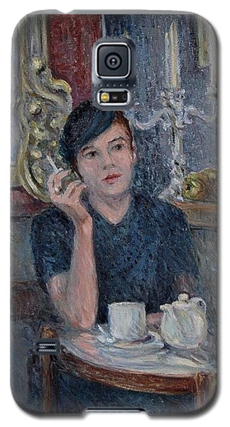 Cafe De Paris  Galaxy S5 Case
