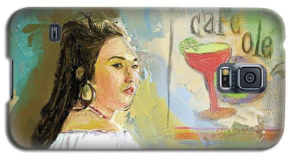 Cafe Ole Girl Galaxy S5 Case
