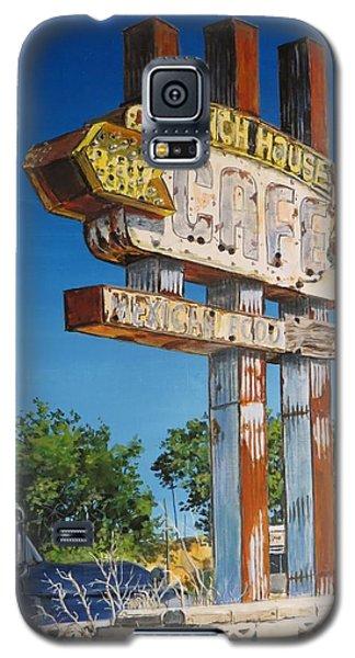 Cafe Galaxy S5 Case