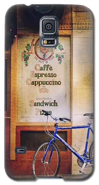 Caffe Expresso Bicycle Galaxy S5 Case
