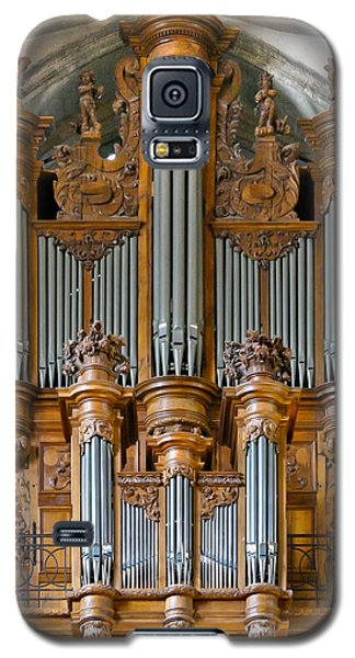 Cahors Cathedral Organ Galaxy S5 Case
