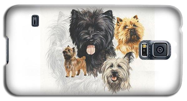 Cairn Terrier Revamp Galaxy S5 Case