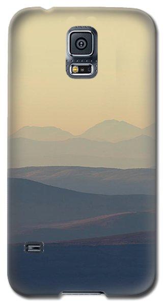 Cairngorms Sunset Galaxy S5 Case