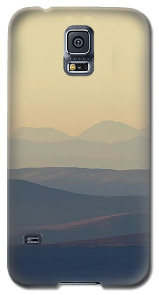 Cairngorms Sunset Galaxy S5 Case