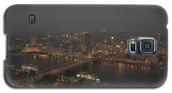 Cairo Smog Galaxy S5 Case by Darcy Michaelchuk