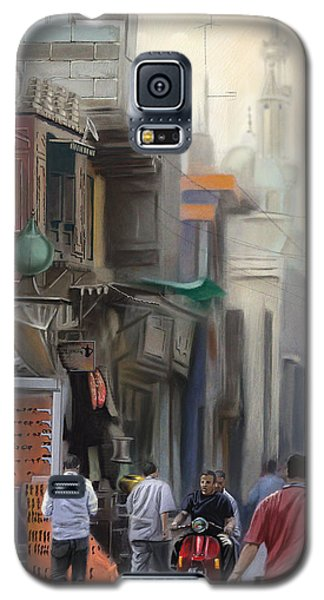 Cairo Street Market Galaxy S5 Case