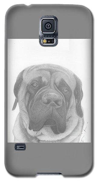 Cal Galaxy S5 Case