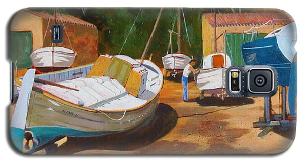 Cala Figuera Boatyard - I Galaxy S5 Case