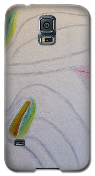 Cala Lillies Galaxy S5 Case