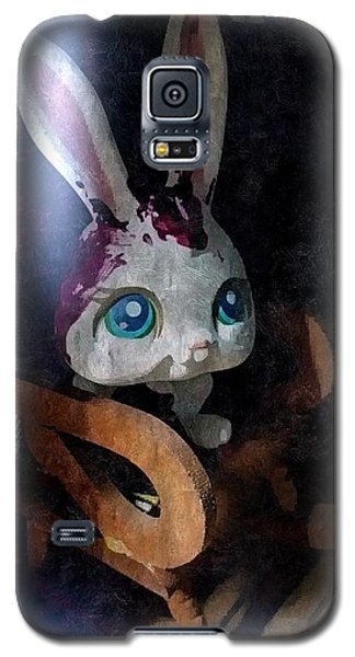 Galaxy S5 Case featuring the photograph Calamitous  by Steven Richardson