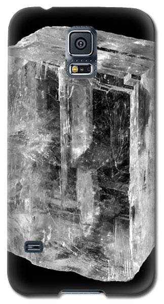 Calcite Crystal Galaxy S5 Case by Jim Hughes