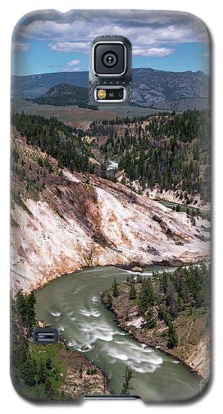 Calcite Springs Overlook  Galaxy S5 Case