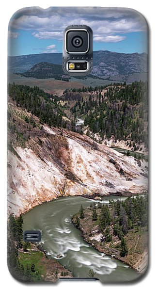 Calcite Springs Overlook  Galaxy S5 Case