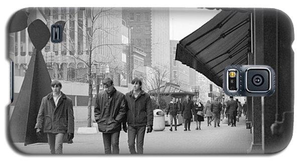 Calder Sculpture On Nicollet Mal Galaxy S5 Case
