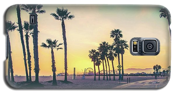 Cali Sunset Galaxy S5 Case