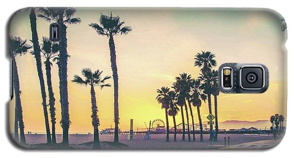 Cali Sunset Galaxy S5 Case