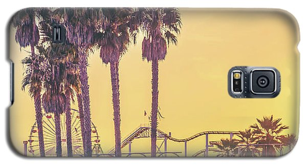 Venice Beach Galaxy S5 Case - Cali Vibes by Az Jackson