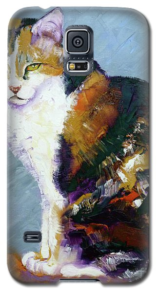 Calico Buddy Galaxy S5 Case