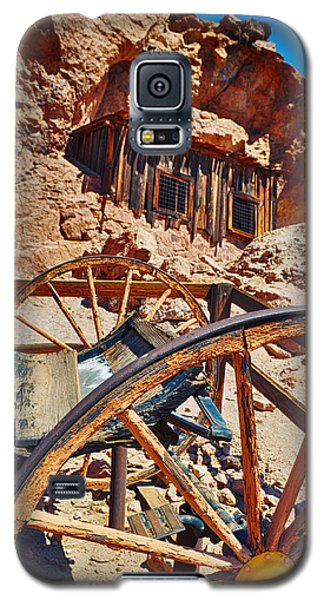 Calico Ghost Town Mine Galaxy S5 Case