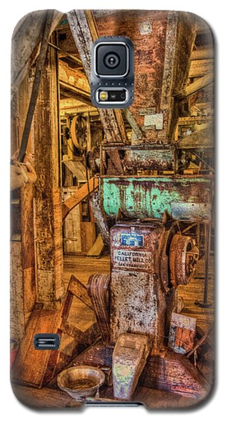 California Pellet Mill Co Galaxy S5 Case