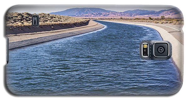 California Aqueduct S Curves Galaxy S5 Case
