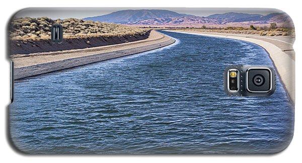 California Aqueduct S Curves Galaxy S5 Case
