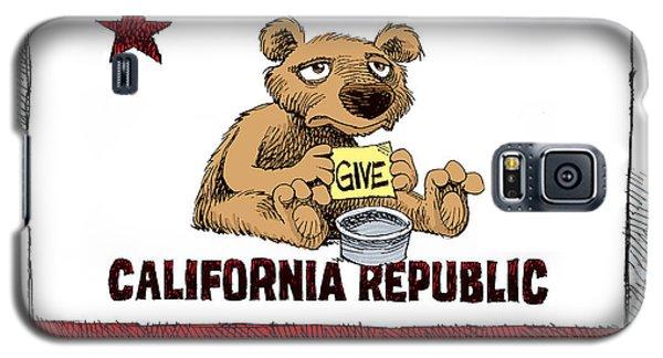 California Budget Begging Galaxy S5 Case