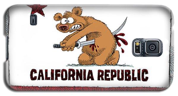 California Budget Harakiri Galaxy S5 Case