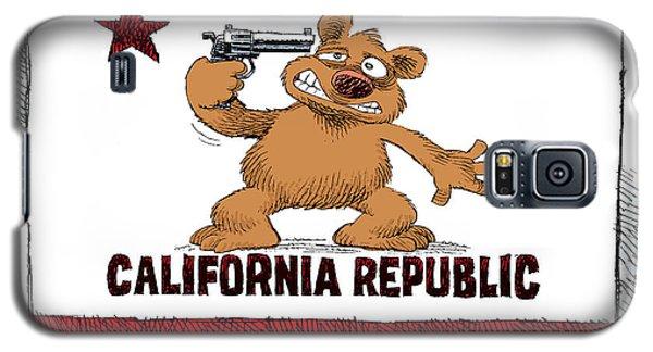 California Budget Suicide Galaxy S5 Case