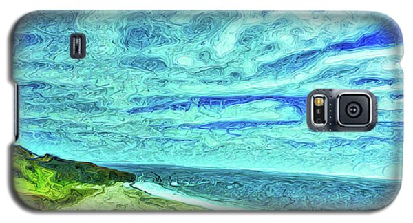 California Coast Galaxy S5 Case