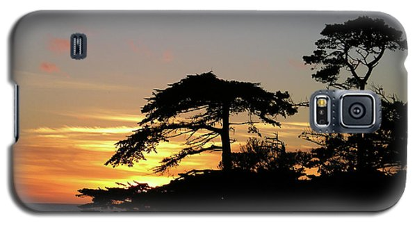 California Coastal Sunset Galaxy S5 Case