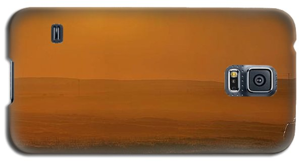 Galaxy S5 Case featuring the photograph California Dream by Peter Thoeny