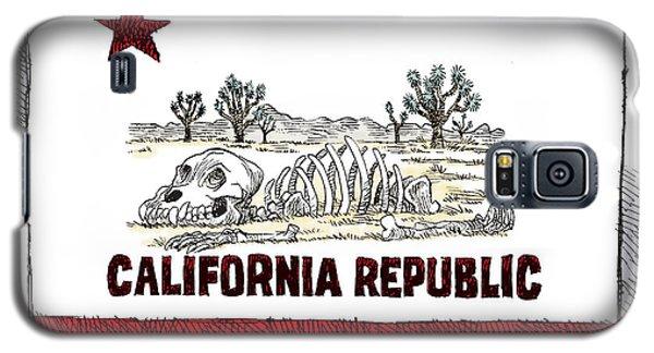 California Drought Galaxy S5 Case
