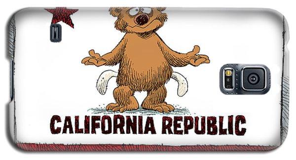 California Empty Pockets Galaxy S5 Case