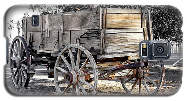 California Farm Wagon Galaxy S5 Case